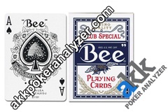 To Win with Bee Marked Playing Cards
