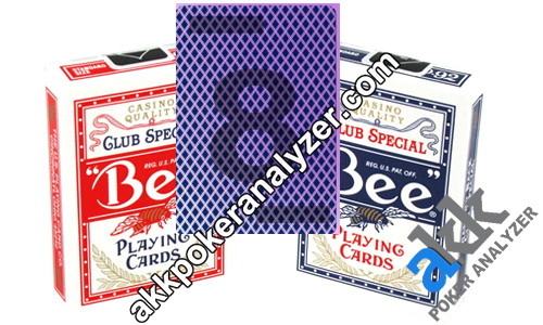 Jumbo Club Bee Marking Playing Cards