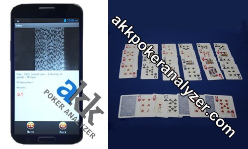 AKK Poker Analyzer For Omaha 4 Poker Games