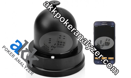 Cup Or Bowl Camera Dice