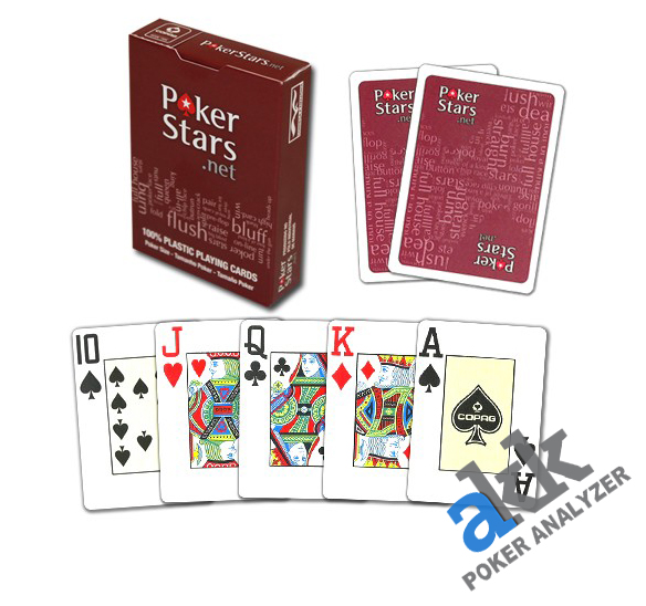Copag Poker Star Stealth Playing Cards