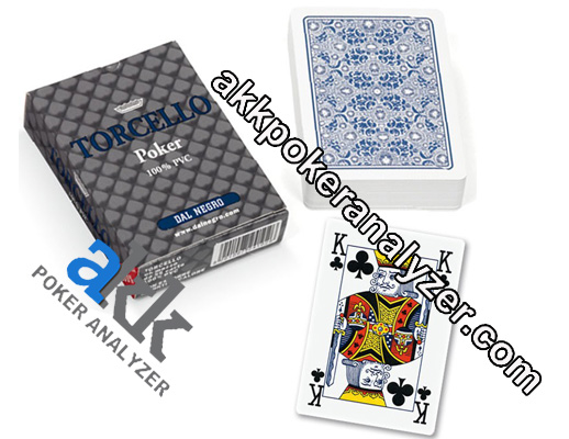 Dal Negro Torcello Marked Poker Cards