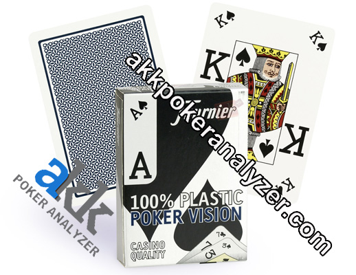 Fournier Poker Vision Marked Poker Deck