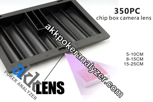 Chip Tray Poker Scanning System Series