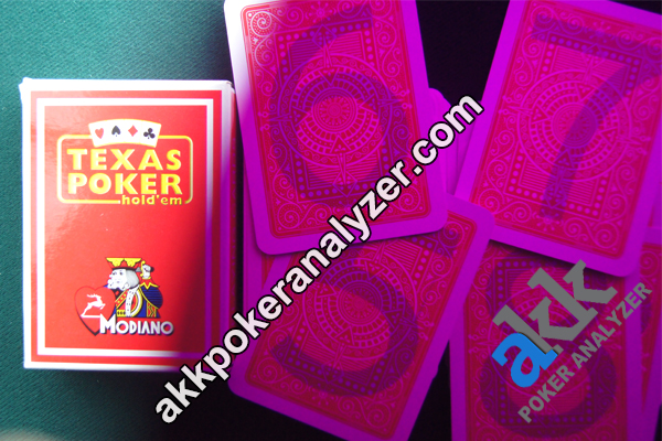 Modiano Laser Ink Playing Cards
