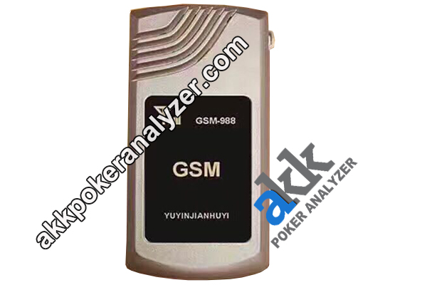 GSM-988 Poker Interphone With Voice Call Distance