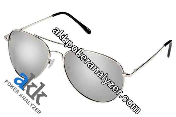 X-ray Marked Playing Cards Glasses