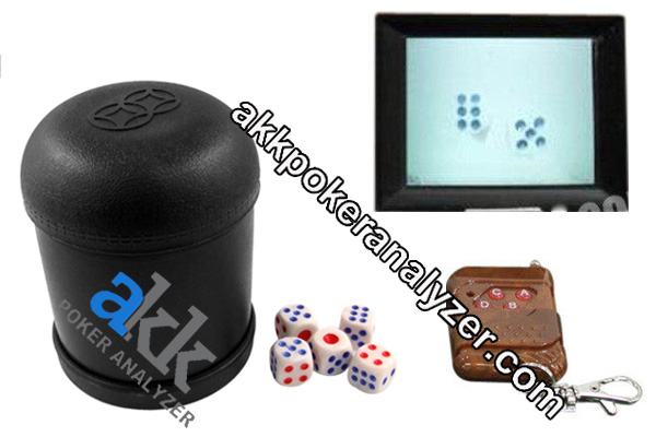 Laser Bowl Camera For Normal Dice