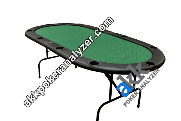 Fold Perspective Poker Table With Eight Lens